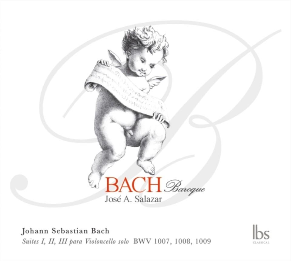 Jose Antonio Salazar Molinero- Bach Baroque