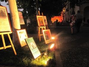 poesia en el laurel 2013- 13 agosto