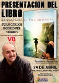 Las Zubia en Letras 2015 Juan Carlos Rodríguez